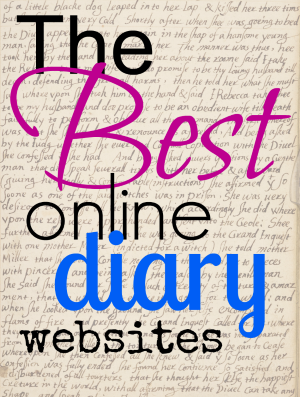The sites that offer the best online diary and best online journal platforms